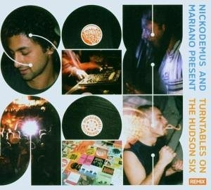 Turntables On The Hudson Six Remix album cover