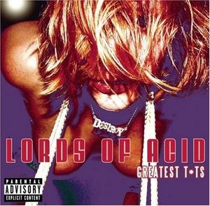 Greatest Tits album cover