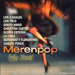 Merenpop Hits 2001 album cover