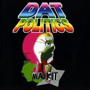 Mad Kit album cover