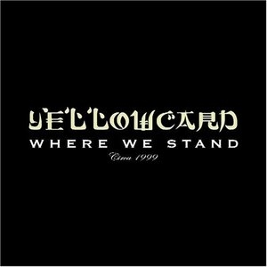 Where We Stand album cover