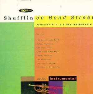 Shufflin' On Bond Street album cover