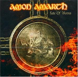 Fate Of Norns album cover