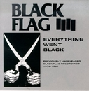 Everything Went Black album cover