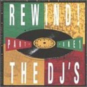 Rewind! Part One: The DJ's album cover