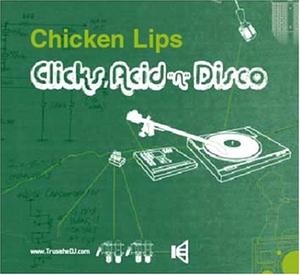 Clicks, Acid 'N' Disco album cover