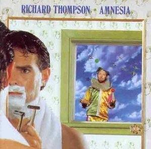 Amnesia album cover