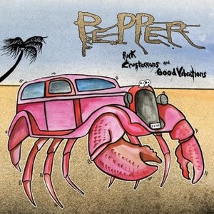 Pink Crustaceans And Good Vibrations album cover