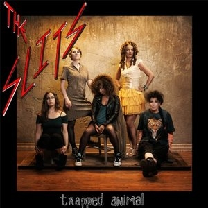 Trapped Animal album cover