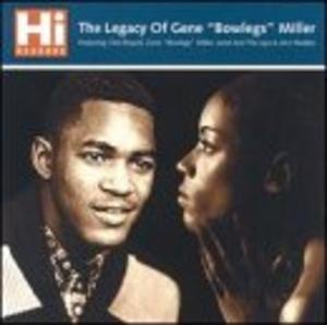 Legacy Of Gene Miller album cover