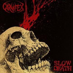 Slow Death album cover