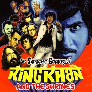 The Supreme Genius Of King Khan & The Shrines album cover