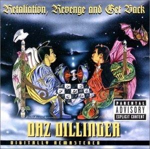 Retaliation Revenge And Get Back album cover