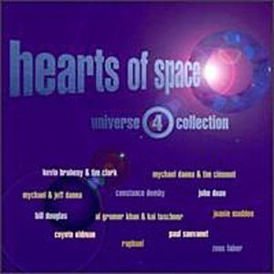 Hearts Of Space: Universe 4 Collection album cover