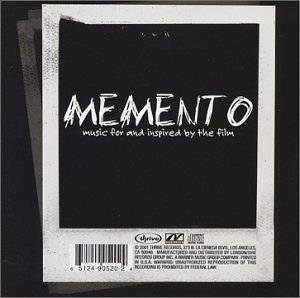 Memento: Music For And Inspired By The Film album cover
