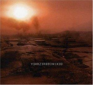 Y34R Z3R0 R3MIX3D album cover