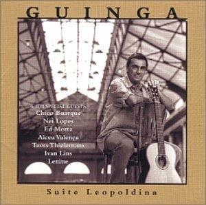 Suite Leopoldina album cover