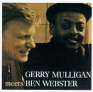 Gerry Mulligan Meets Ben Webster album cover