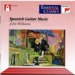 Spanish Guitar Music album cover