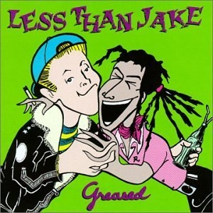 Greased album cover