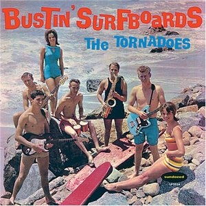Bustin' Surfboards (Exp) album cover