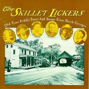 Old-Time Fiddle Tunes And Songs From North Georgia album cover