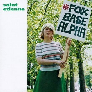 Foxbase Alpha album cover