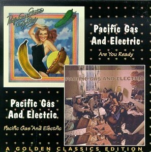 Are You Ready-Pacific Gas And Electric album cover