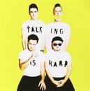 Talking Is Hard album cover