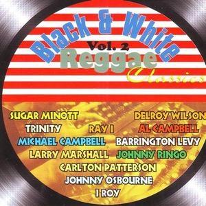 Black & White Reggae Classics, Vol.2 album cover