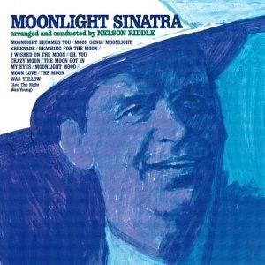 Moonlight Sinatra album cover