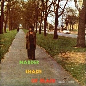Harder Shade Of Black album cover