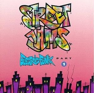 Street Jams: Electric Funk, Vol. 1 album cover