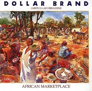 African Marketplace album cover