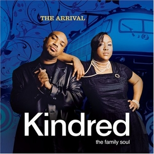 The Arrival album cover