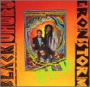 Iron Storm Dub album cover