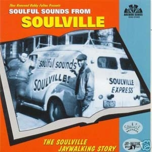 Soulful Sounds From Soulville album cover