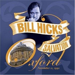 Salvation: Oxford November 11, 1992 album cover