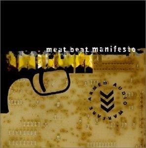 Armed Audio Warfare album cover