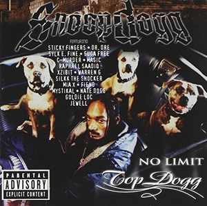 No Limit Top Dogg album cover