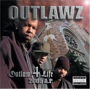 Outlaw 4 Life: 2005 A.P. album cover