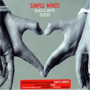 Black & White 050505 album cover