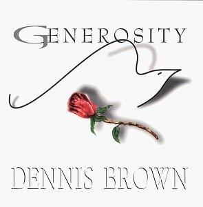Generosity album cover