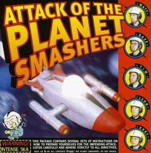 Attack Of The Planet Smashers album cover