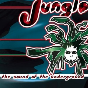 Jungle-The Sound Of The Underground album cover