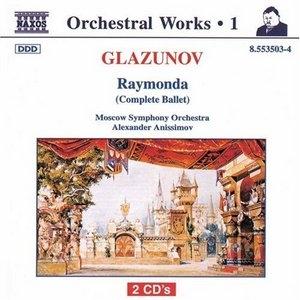 Glazunov: Raymonda Op.57 (Complete Ballet) album cover