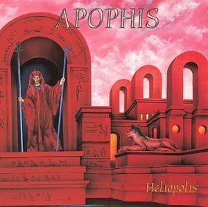Heliopolis album cover