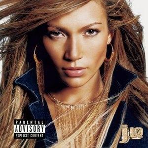 J Lo album cover