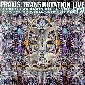Transmutation Live album cover
