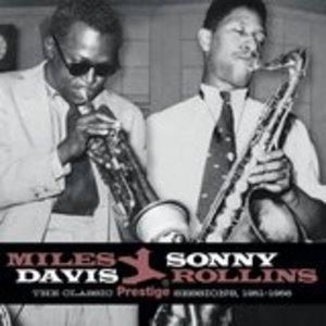 The Classic Prestige Sessions 1951-1956 album cover